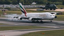 Emirates airlines introduces A380 service to Kuwait