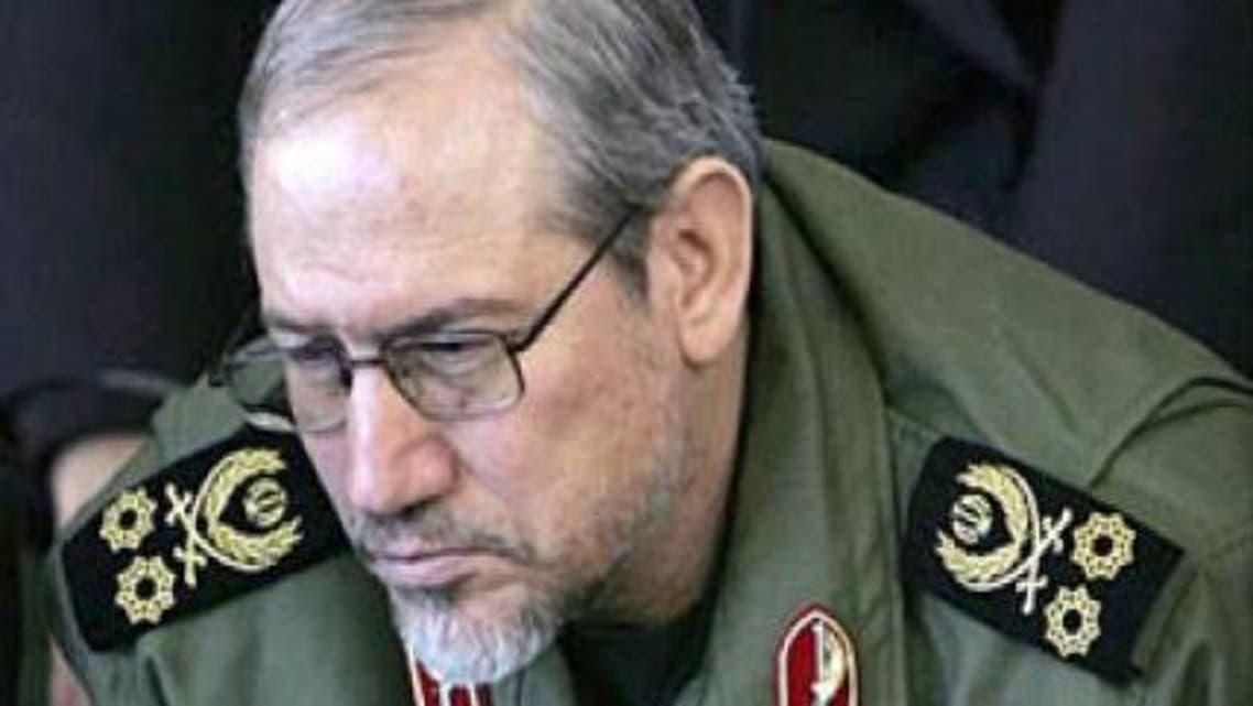 يحيى رحيم صفوي المستشار العسكري الأعلى للمرشد الإيراني علي خامنئي