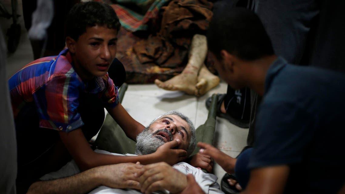 Reuters Gaza July 29