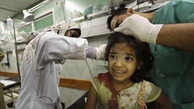 مصر: معبر رفح مفتوح لاستقبال الجرحى ونقل المساعدات