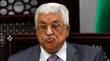 اسرائیل پرجنگی جرائم کا مقدمہ، فلسطینی صدر پر دباؤ