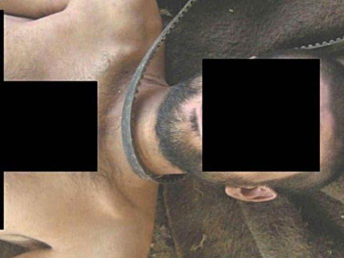 صور معتقلين ماتوا تحت التعذيب في سجون سوريا