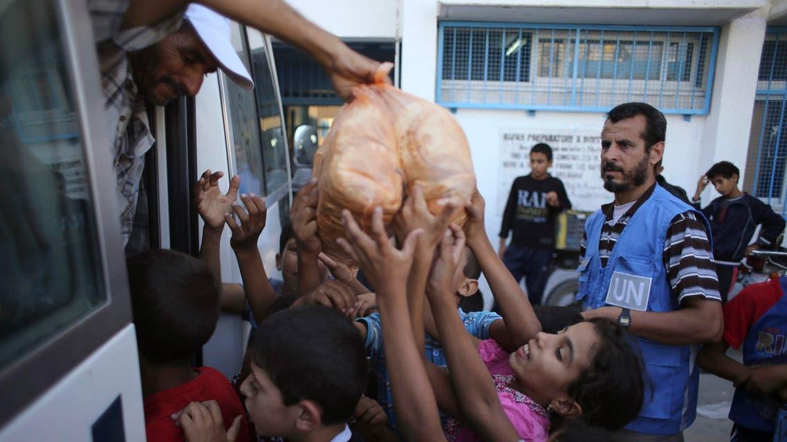 Gaza aid Reuters