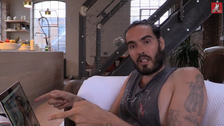 British actor Russell Brand takes on Fox News host