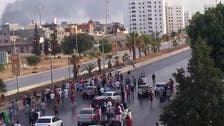 مظاهرات حاشدة في طرابلس تطالب بطرد الميليشيات