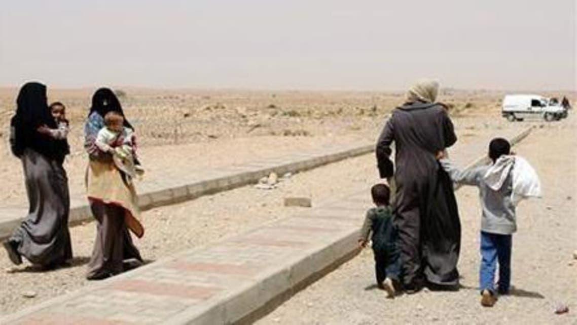 Libya border reuters