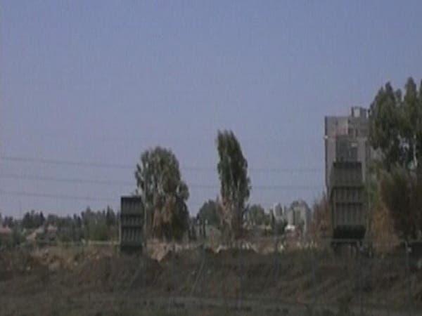 غزة: 225 مليون دولار أميركي لتدعيم القبة الحديدية