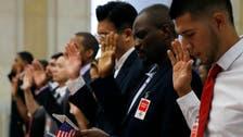 Muslim residents sue U.S. over citizenship denials