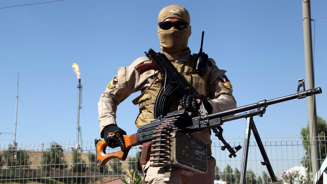Iran in Iraq reuters