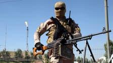 عراقی کردستان میں ایرانی فورسز کے دستے کی آمد