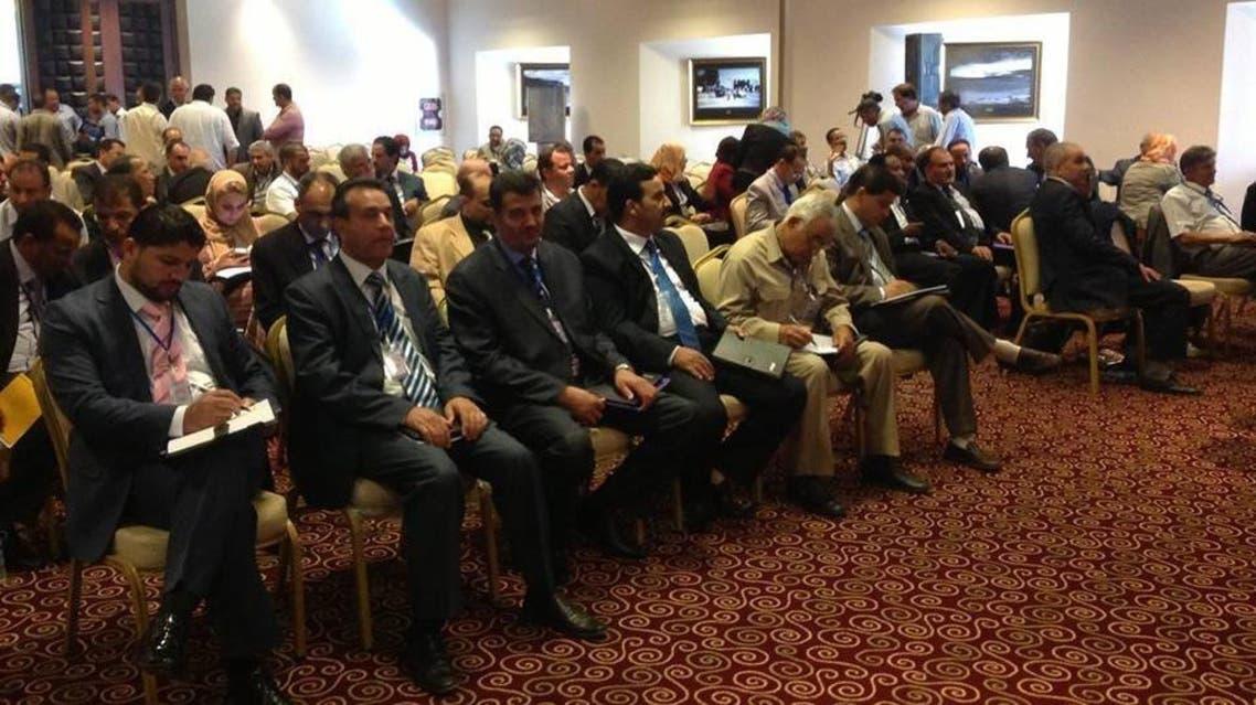 اعضاء برلمان ليبيا طبرق