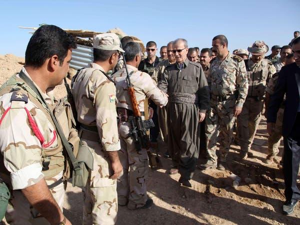مقتل 14 من البيشمركة و100 من داعش في اشتباك بالموصل