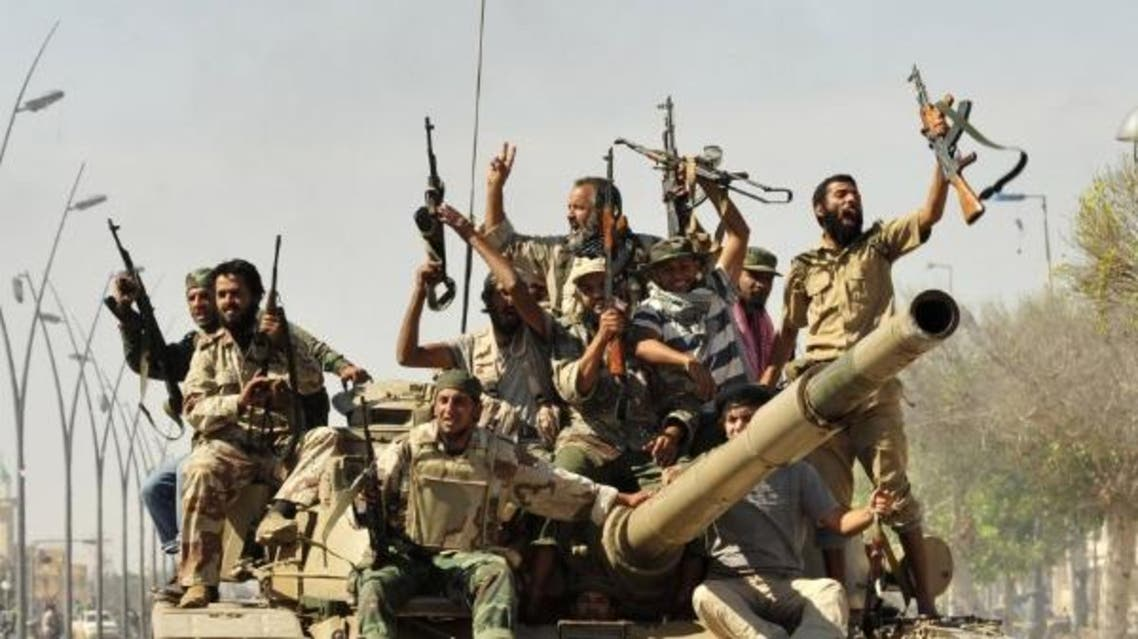 libya fighters