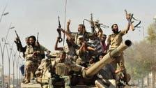 Oil depots again catch fire in fighting in Libya