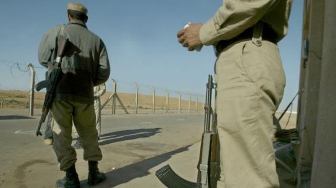 saudi border AFP