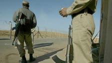 Three Saudis behind attack along Iraq border