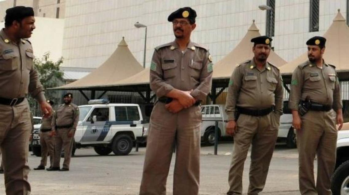 saudi police 2 afp