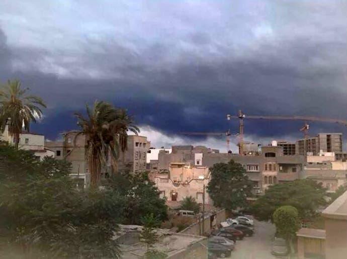 صور من العاصمة الليبية 2
