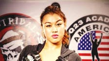Martial arts star to become first Muslim female to fight in Islamic country