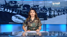 Lebanese anchor dons fatigues in support of army
