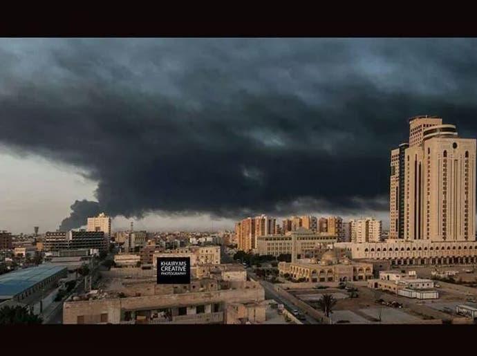 صور من العاصمة الليبية 1