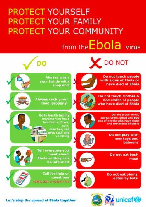 GCC - Ebola