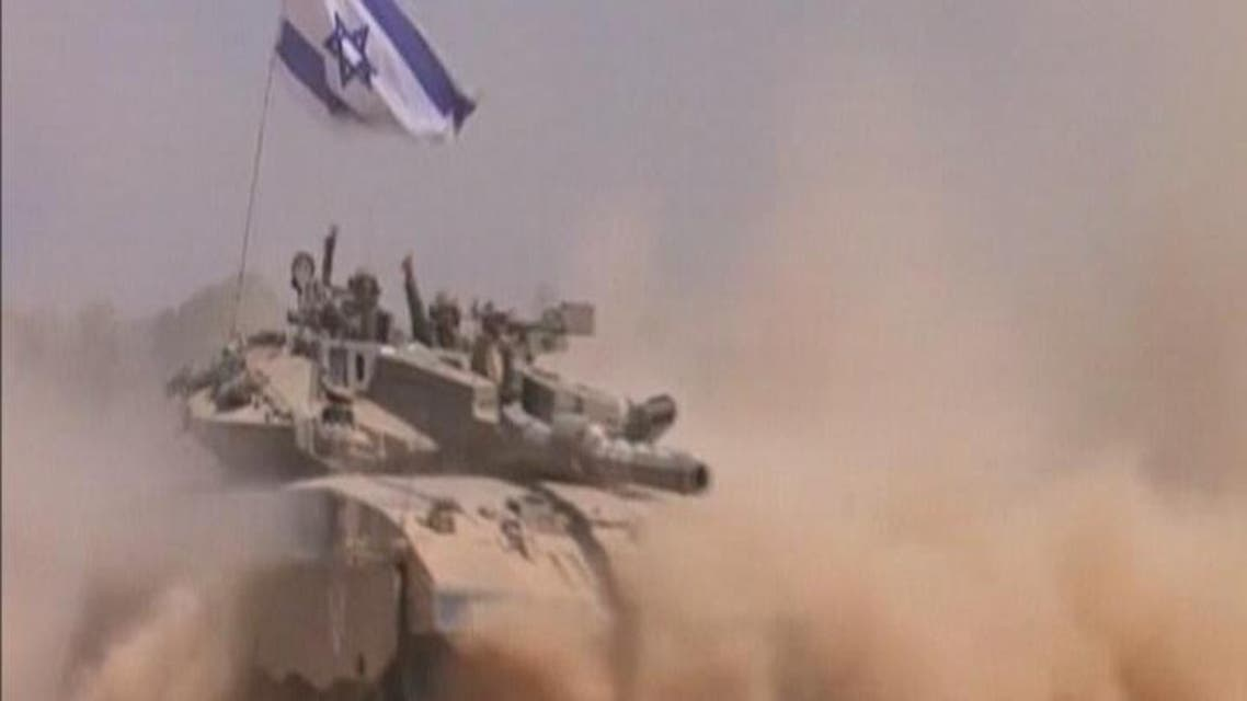 THUMBNAIL_ غزة.. إسرائيل تستهدف مدرسة للأونروا للمرة الثالثة