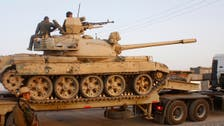 Kurdish troops declare ISIS counter-offensive
