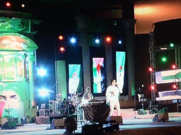 """مهرجان تيمقاد الفني يتحول لـ""""خطابي"""" نصرة لغزة"""
