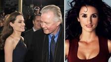 Jolie's dad slams Penelope Cruz over Gaza stance