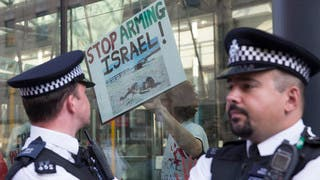 خطوات بريطانية لمعاقبة إسرائيل ومساعدة الفلسطينيين
