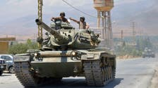 Lebanese army releases video of Arsal operations