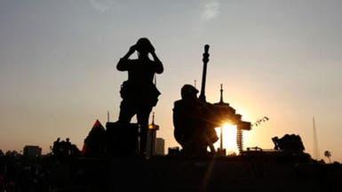 الجيش المصري يعلن مقتل 55 إرهابيا وخسارة اثنين من جنوده