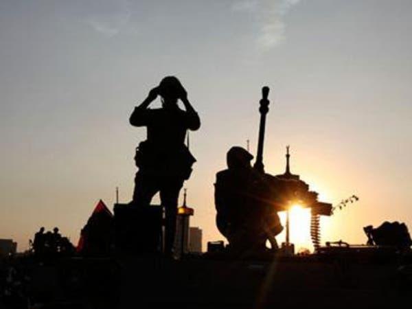 القوات المسلحة المصرية تستعرض عملياتها في سيناء