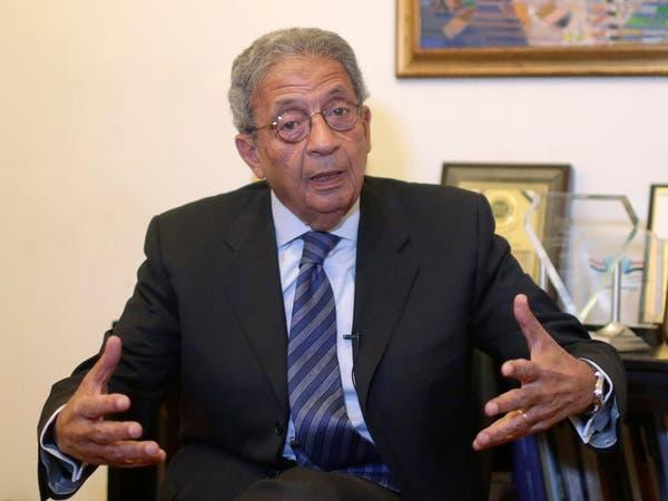 """عمرو موسى يطالب بوقفة دولية حاسمة ضد """"داعش"""""""