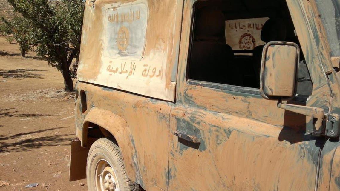غنائم داعش من الجيش اللبناني
