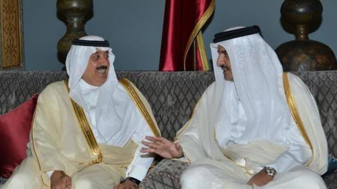 Saudi Qatar WAS
