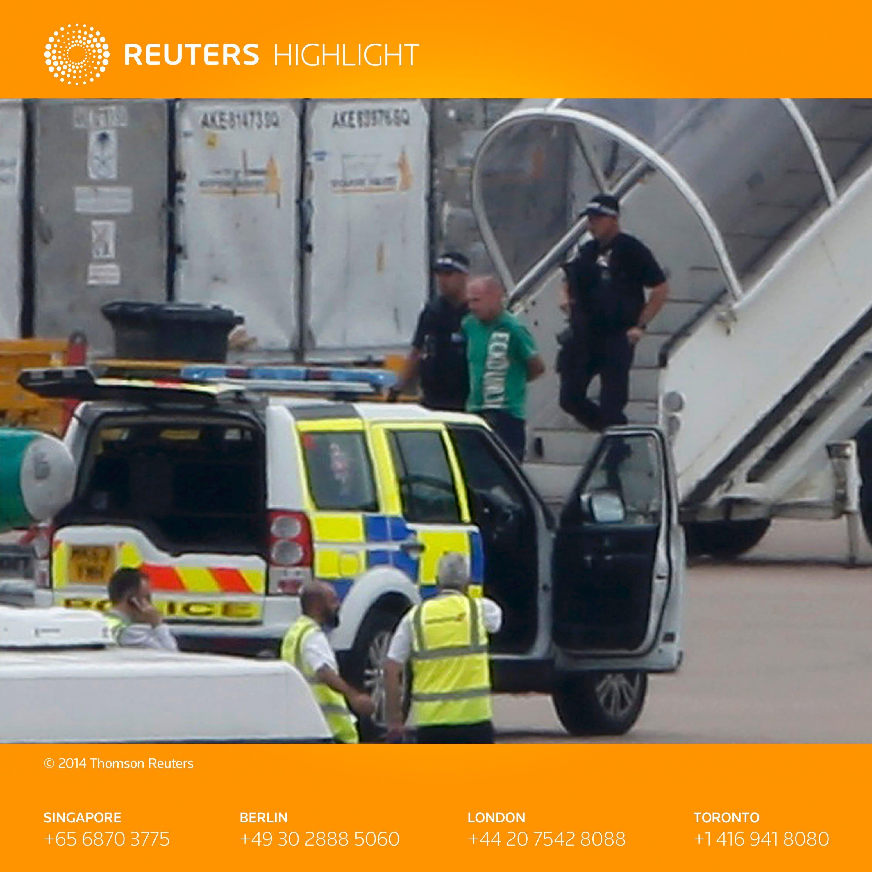 Reuters Manchester Man Reuters