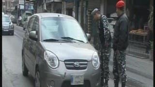 لبنان: مقتل شخص وإصابة 7 آخرين بتفجير في طرابلس