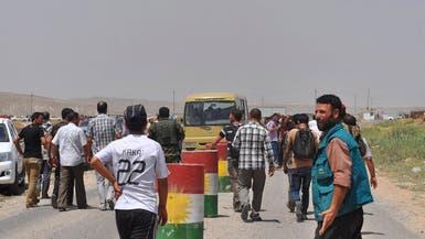 أهالي سنجار يواجهون الموت بين داعش وشح الغذاء والماء