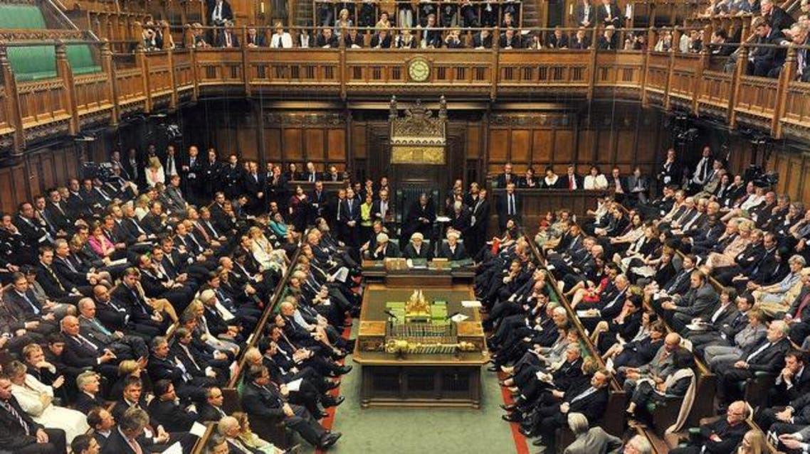 British Parliament البرلمان البريطاني