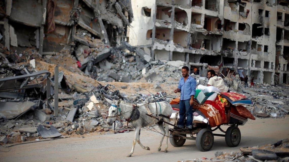 عودة أهالي غزة بعد الحرب