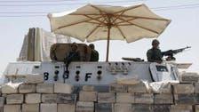 Militants attack Egypt checkpoint, kill five policemen
