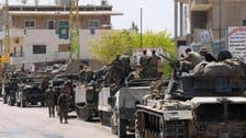 جنگجوؤں کا لبنانی قصبے عرسال سے انخلاء،15 فوجی اغوا