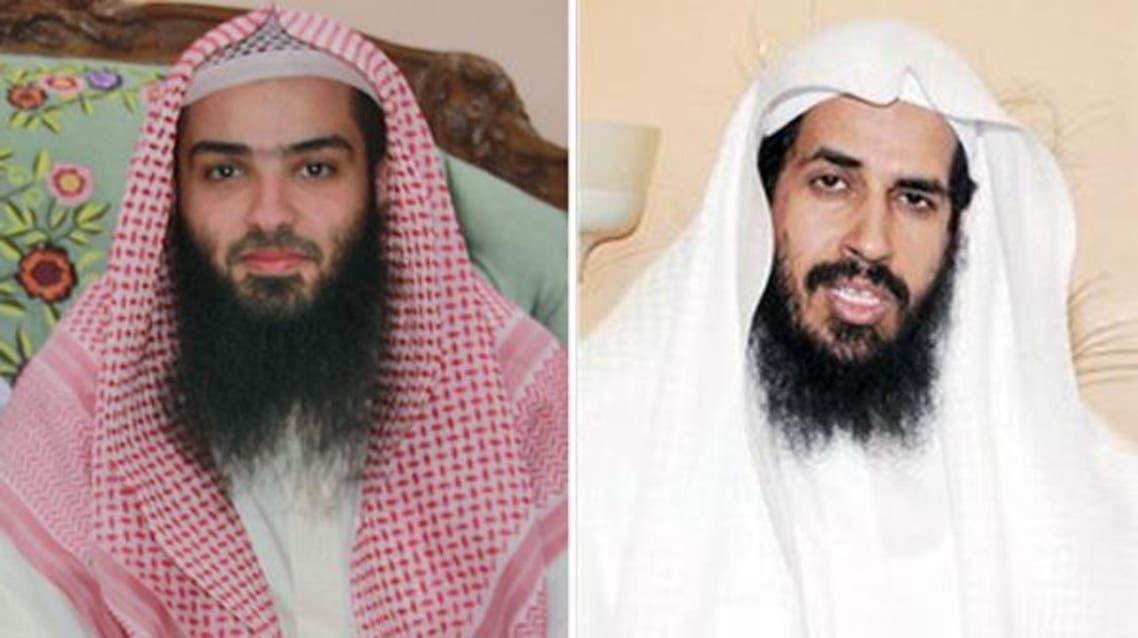 الشيخ شافي العجمي وحجاج العجمي مواطنين كويتيين متهمين بتمويل الإرهاب