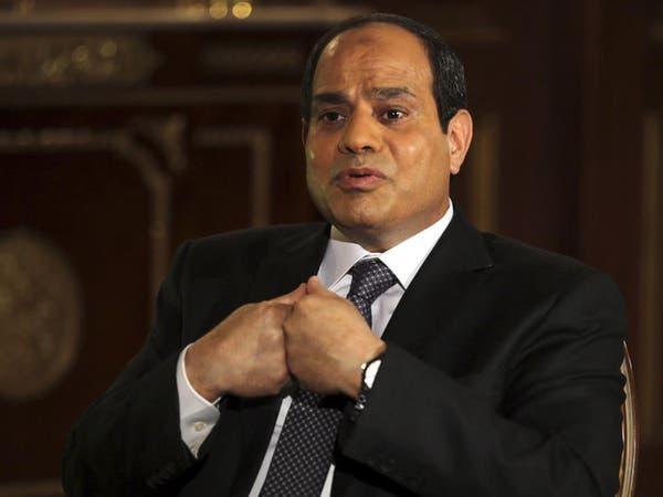 مصر.. السيسي يفوض رئيس الوزراء لمتابعة طوارئ سيناء