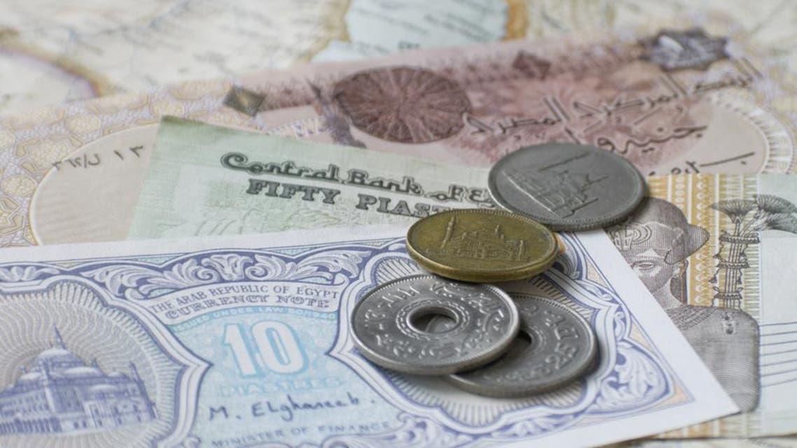 egypt pounds shutterstock
