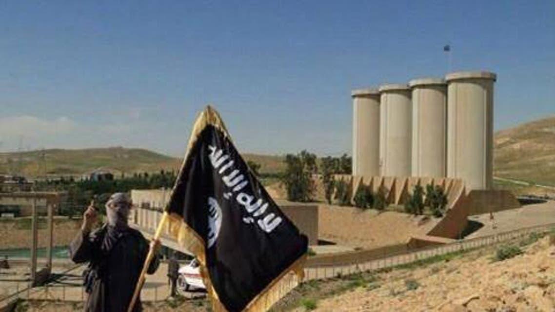 داعش في سد الموصل