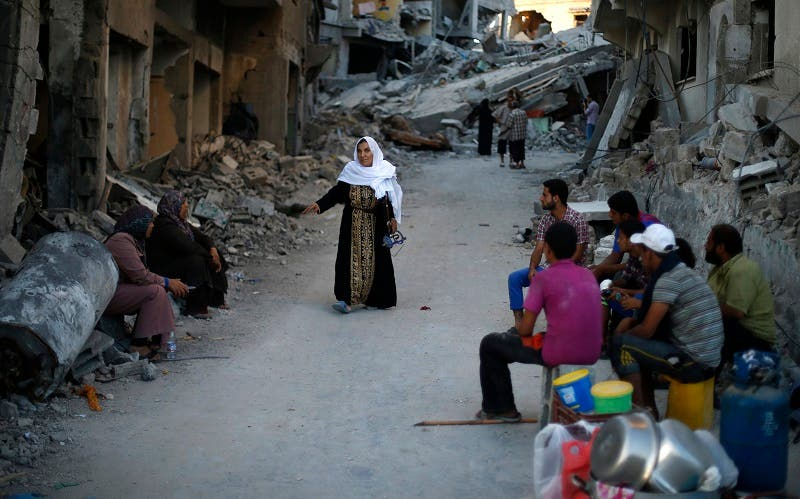 Life in Gaza carries on