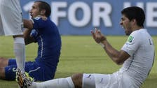 Suarez appears at sport court appeal over biting incident